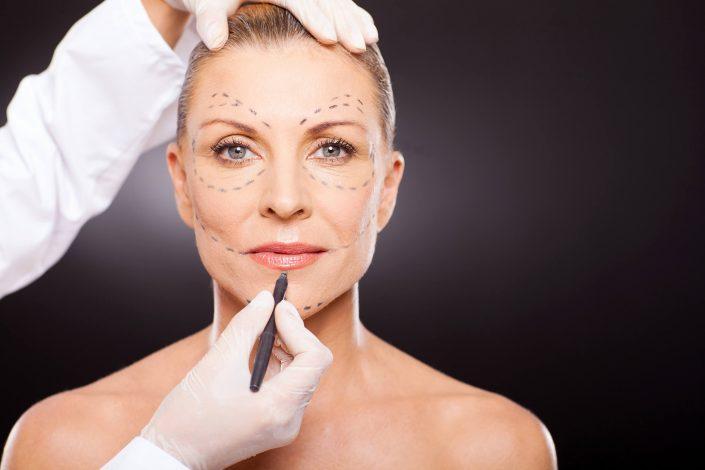 cirurgia plástica facial